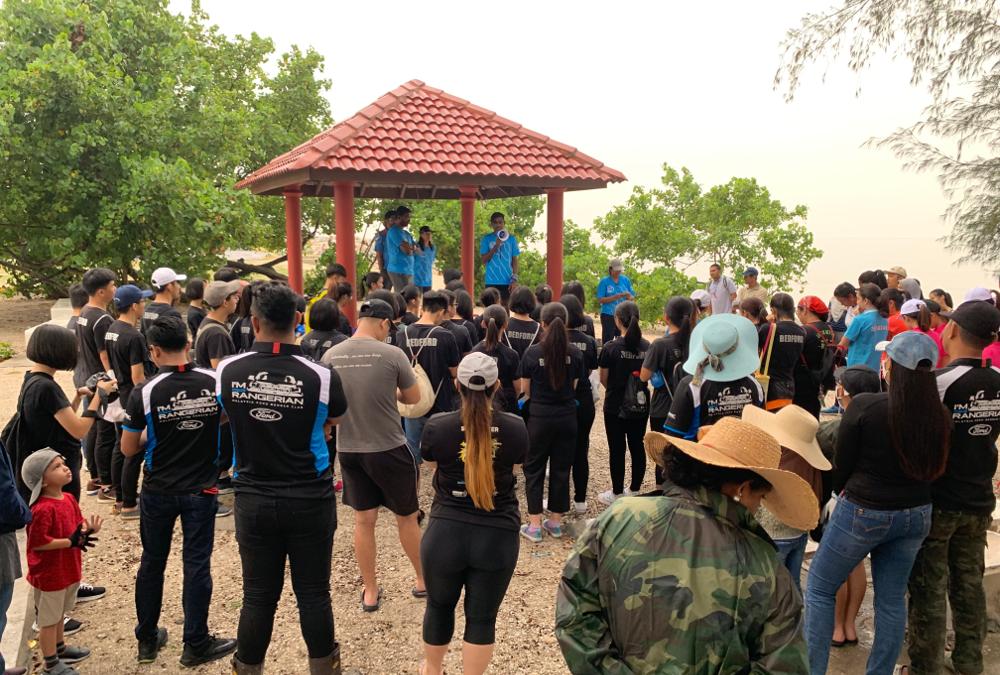 Report : 25th August 2019 : Pantai Remis, Kuala Selangor