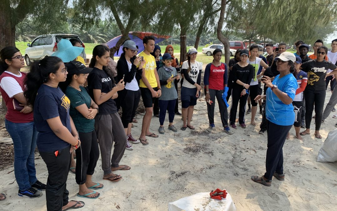 REPORT : 12th October 2019, Pantai Bagan Lalang, Selangor